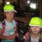 Dzieci w akwarium