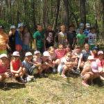 Wspólne zdjęcie uczestników wyjazdu.