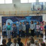 Uczniowie wybrani do konkursu.