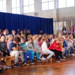uczniowie klasy 0, 2 i 3