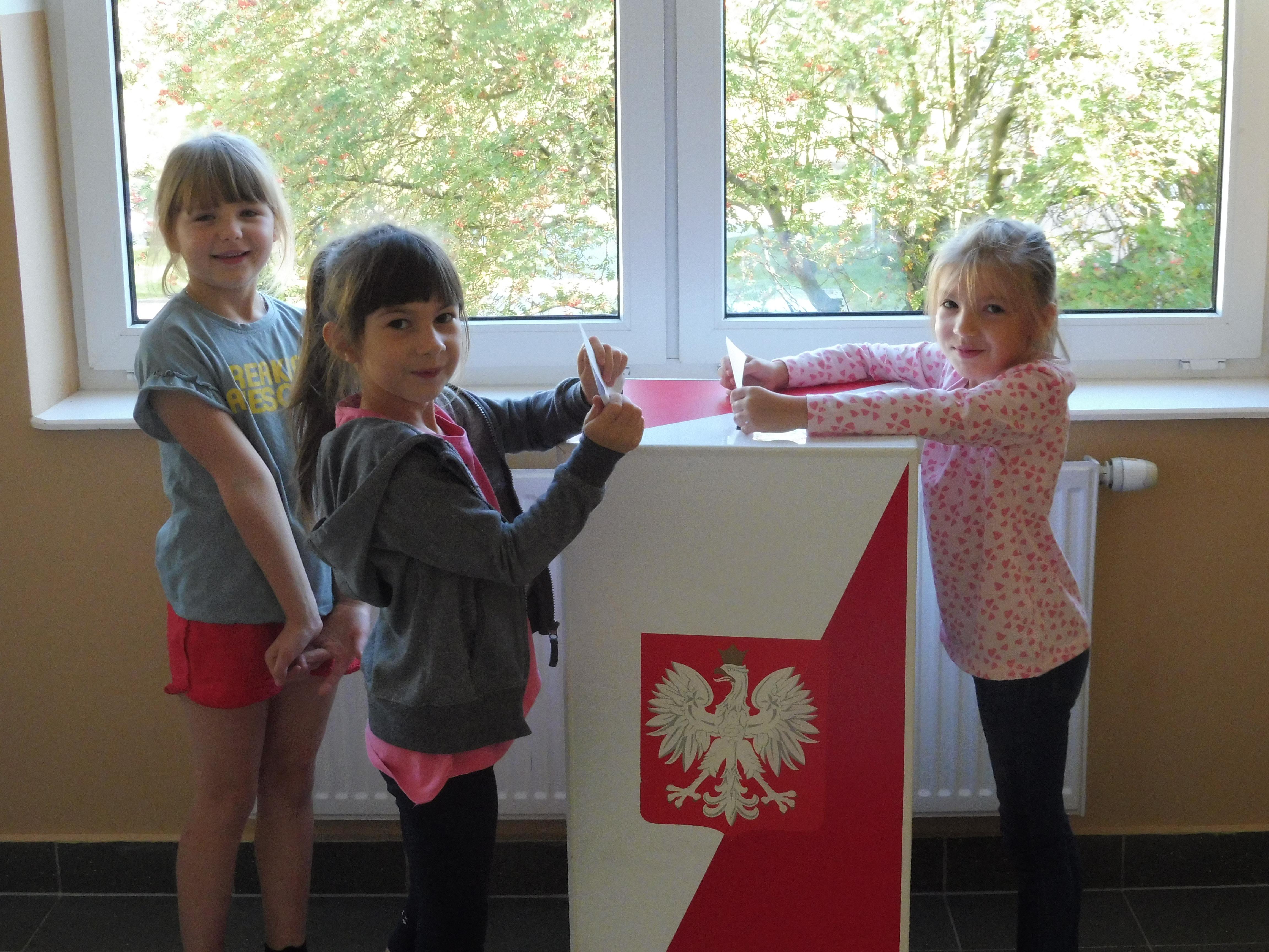 Wybory do Samorządu Uczniowskiego' 2018