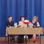 Za stołem siedzi jury konkursu.