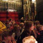 zwiedzanie teatru