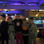 drużyna chłopców