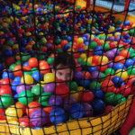 zabawy na placu zabaw