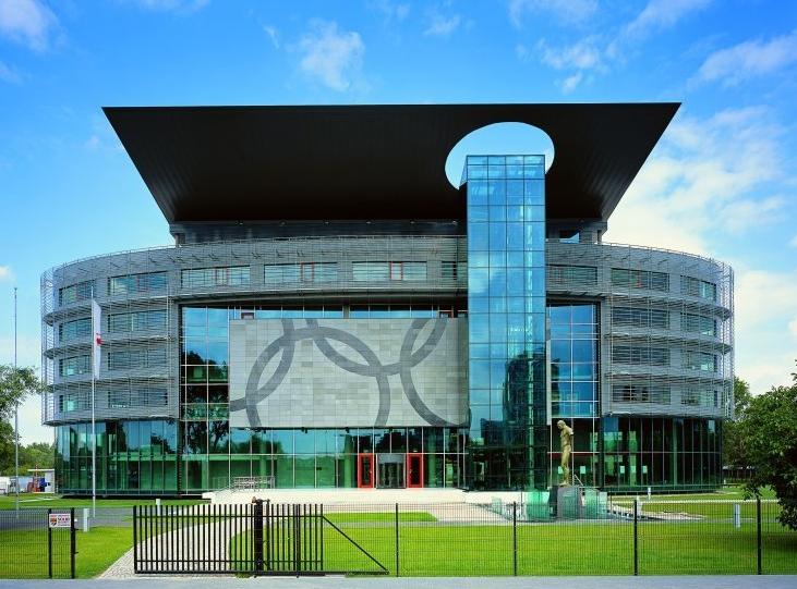 Centrum Olimpijskie w Warszawie.