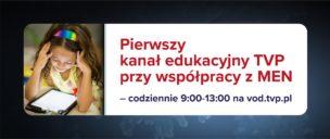Pierwszy kanał edukacyjny Telewizji Polskiej online