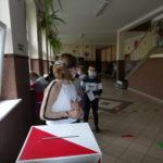 Wybory do Rady Samorządu Uczniowskiego.
