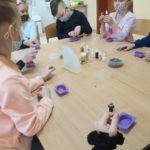 klasa 2 robi mydełka
